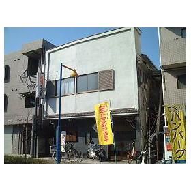 おかめ寿司2階外観写真
