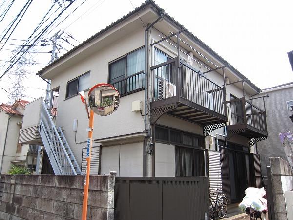 谷口アパート外観写真