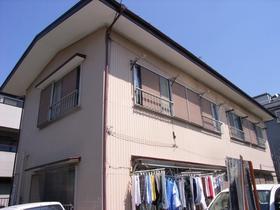第3松本荘外観写真