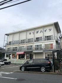 新横浜マツダハイツ外観写真