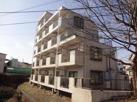 モナークマンション二俣川リバーサイド外観写真