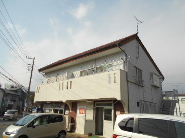 コーポ大井外観写真