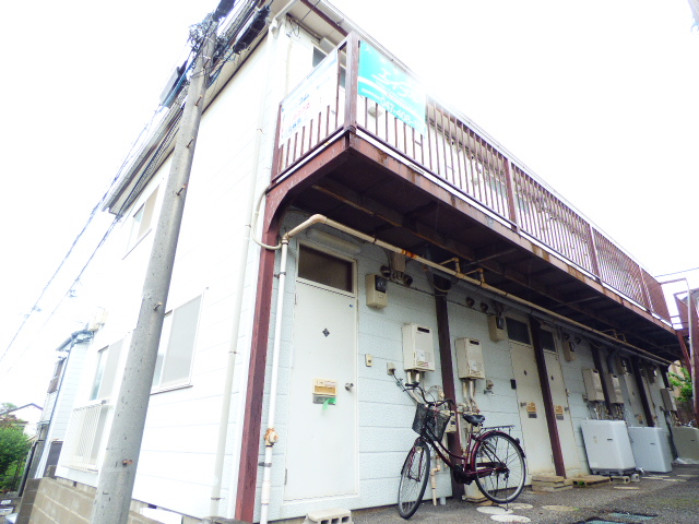三山栗原ハイツ外観写真