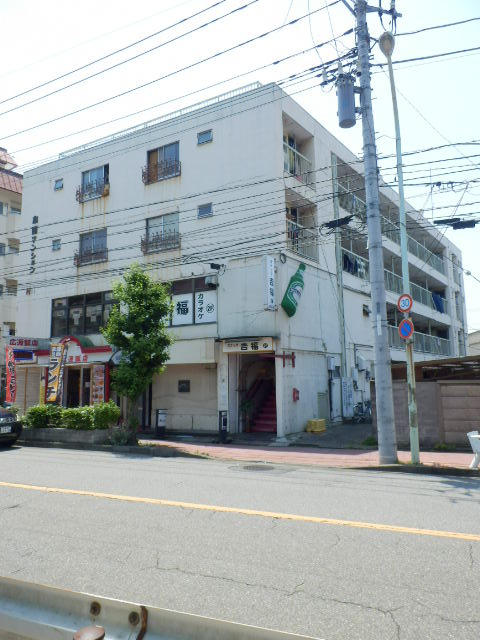 本田マンション2号棟外観写真
