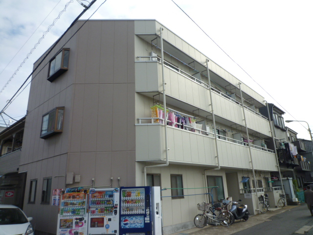 太田コーポ外観写真