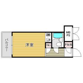 スカイコート荻窪外観写真