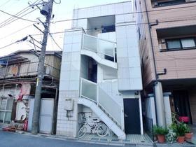 ホワイトコート板橋本町外観写真