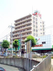 産興鶴巻ビル外観写真