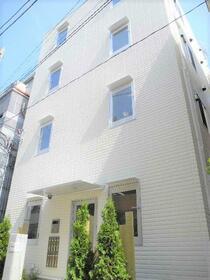西新宿マンション外観写真