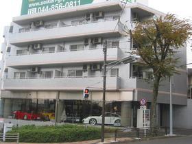 トラストステージ宮崎台外観写真