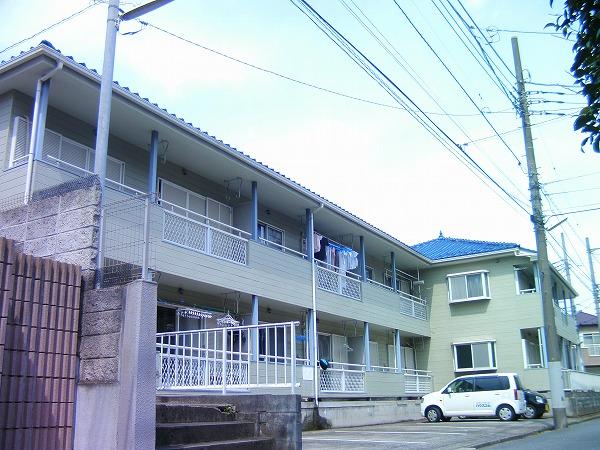 豊島コーポ外観写真
