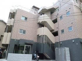 グラシアス武蔵新城外観写真