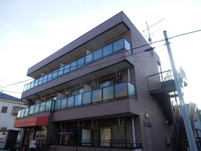 川七ハイツ外観写真