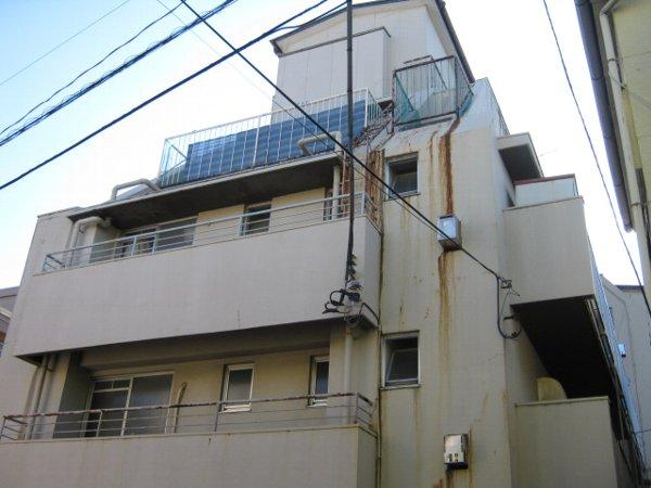 フラッツ東長崎外観写真