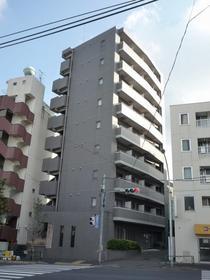 サンテミリオン早稲田駅前弐番館外観写真