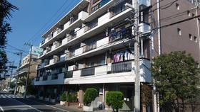 タウンハイツ亀有2号棟外観写真