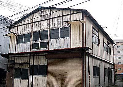 第5松岡荘外観写真