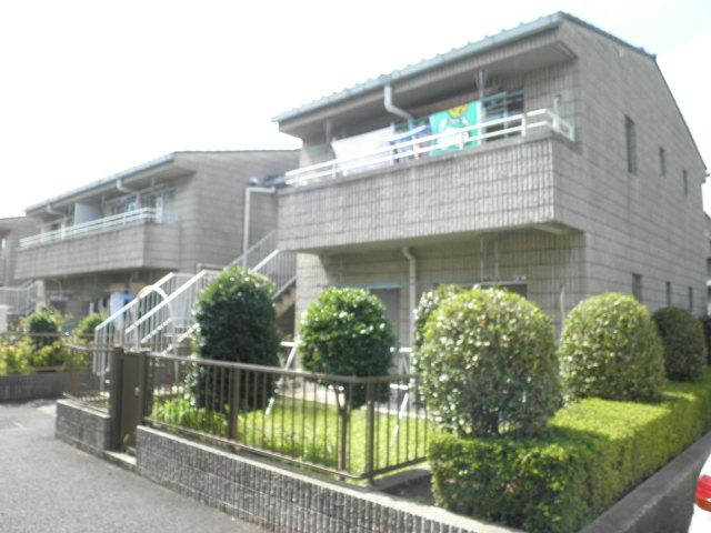 メーソンハウス渋谷外観写真
