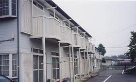第二増田ハイツ外観写真