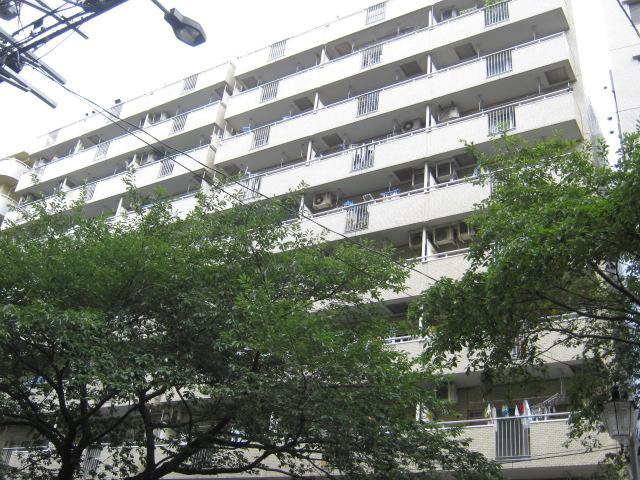 第5桜台ファミリーマンション外観写真