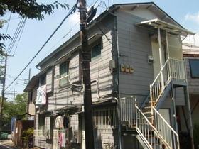 弘明寺北の前アパート外観写真