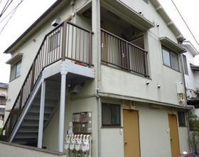 コスモ駒沢外観写真