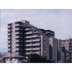 中野桃園シティハウス外観写真