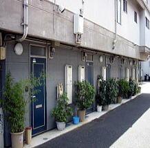 アパートメントアイザワ外観写真