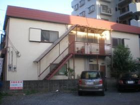 坂間アパート外観写真