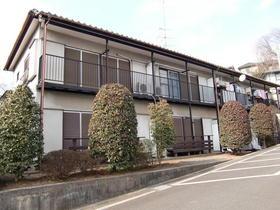 柿の木坂ハイツ外観写真