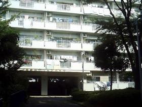 鹿島田グリーンハイツ2号棟外観写真
