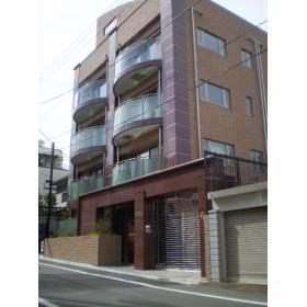 小石川ゴールデンマンション外観写真