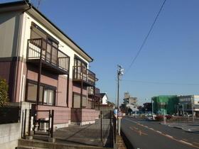 カーサフローラ津田沼外観写真