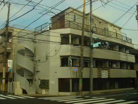 上井草マンション外観写真
