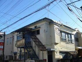 岡田荘外観写真