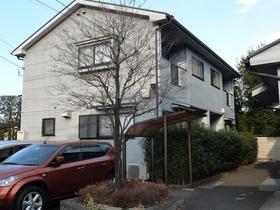 町田テラスハウス外観写真