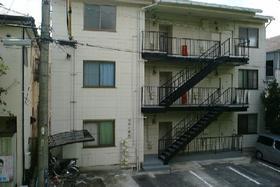コモン昭府外観写真
