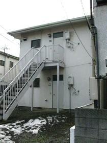 グリーンヒル武蔵野A棟外観写真