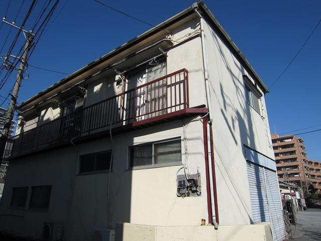 田村荘外観写真