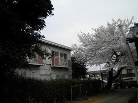 秋山コーポⅡ外観写真