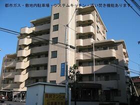 サンシティ弐番館外観写真