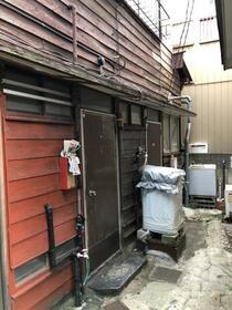 大倉山コーポ外観写真