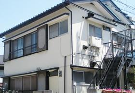 中島アパート 201号室外観写真