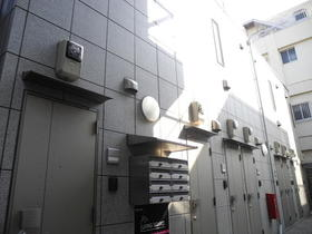 クレスト駒込Ⅱ外観写真
