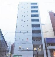 フレックスタワー横浜野毛外観写真