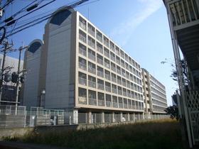 キャンパスシティ箱崎外観写真