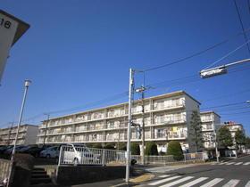 町田コープタウン14号棟外観写真