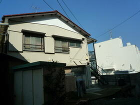 土志田荘外観写真