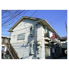 平成ハイツA棟外観写真