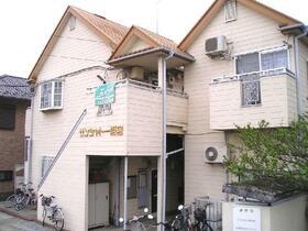 サンシャトー姫宮外観写真